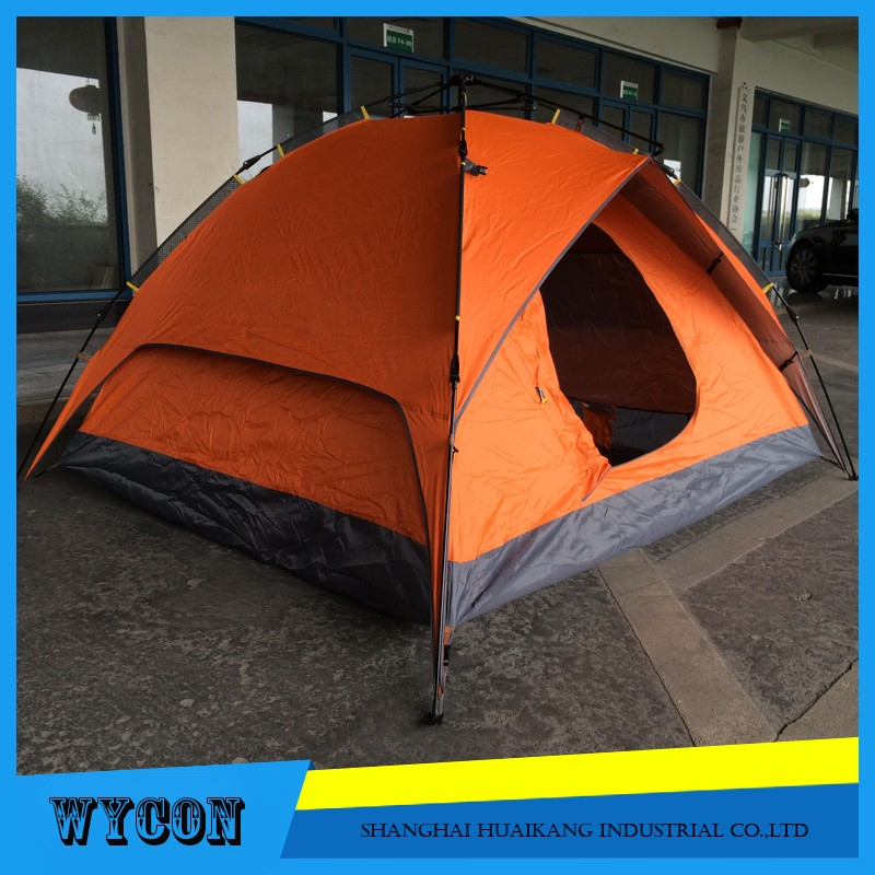 4 Person Outdoor Family Camping Tents for sale