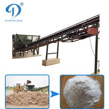 Large scale cassava flour making machine whole tapioca flour production line with cpmfortable price