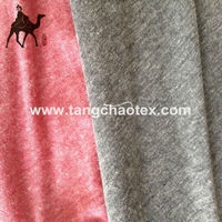 100% Hemp grey Bamboo Fabric for Knitted t-Shirt hot selling