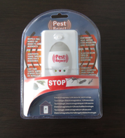 Most effective multifunction HX-04 electrical pest repeller,pest reject with blue Led night
