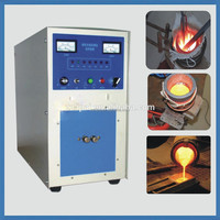 portable induction heating Silver/GoldCopper Melting Furnace (1-5kg)