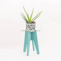 Hot Selling Home Wooden Flower Pot