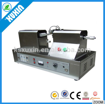 Cosmetic Tube Tail End Sealing Machine Medicine Chemical Cream Bottle tooth paste lotion ultrasonic tube sealer