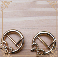 Hot Sale Special Design Pin Metal Shoe Buckle Various Style Buckles For Shoes