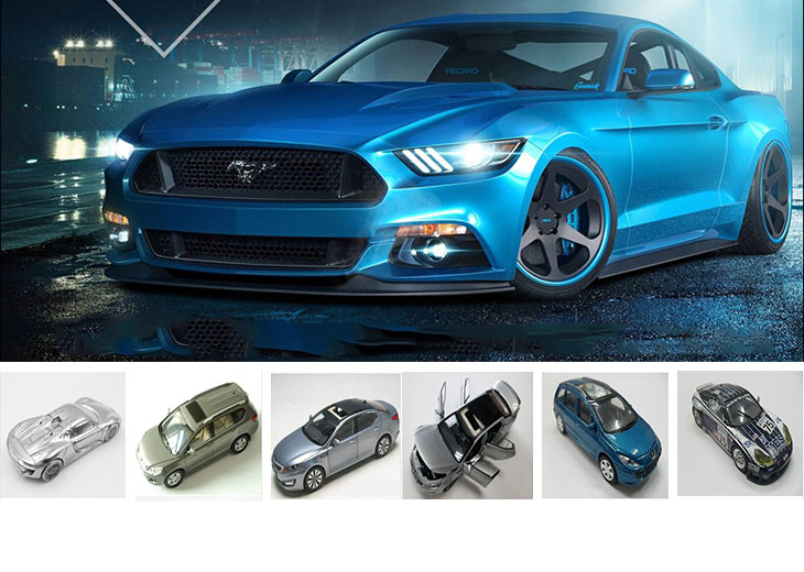 Made in China metal toy cars die cast With Professional Technical Support
