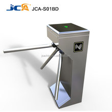 State security entrance tripod turnstile