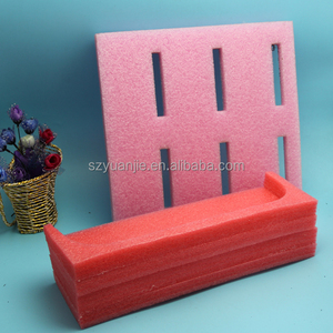 customize EPE custom molded foam packaging