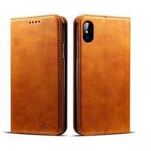 Shenzhen pu leather wallet card holder phone case for iphone X