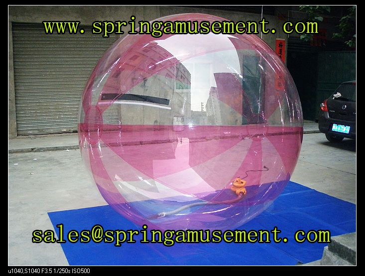 New inflatable water walking ball for sale SP-WB006