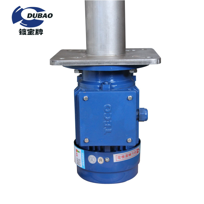 Stainless steel acid alkali resistance wastewater treatment pump for chemical industry