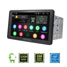 Car Stereo Joying 2Din Dvd Universal Car Radio Gps Dab Android 6.0 Dvd Player For Car