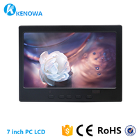 7 Inch HD Table No Bezel Part Bulk Tft Lcd Color Computer Monitor Wiring With AV Input