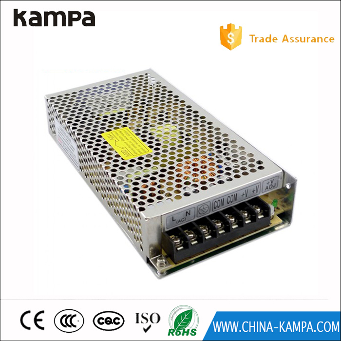 100W adjustable electrowinning power supply