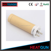 1.55 KW CONNECTORS CERAMIC HEATING ELEMENT FOR GLOVE FAR INFRARED CERAMIC HEATING ELEMENT