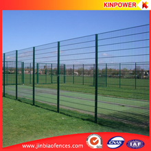 Recycled Vinyl coated Welded Wire Fencing