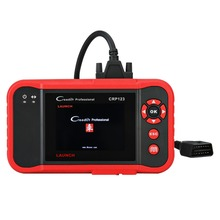 Hot Global Version for USA/Asain/Euro Cars Creader Launch CRP123 Professional Diagnostic Scanner