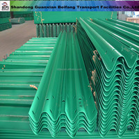 Made in China Superior Quality w beam guardrail guardrail suppliers guard rails highway