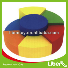 Indoor Used Soft Play Equipment for Sale LE.RT.098