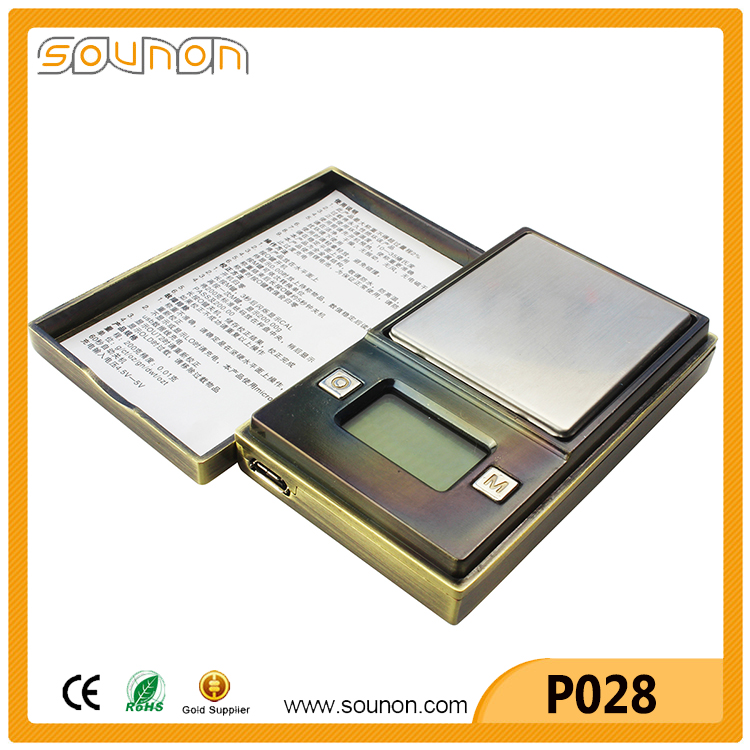 200g/0.01g mh series pocket scale/chinese electronic weighing scales