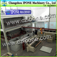 2016 Ipone new designed face mask spunbond plant machine