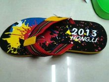 fashion new design Slippers for 2013