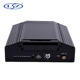 8 CH D1 High Definition Max 2TB Memory HDD Car DVR with lcd display