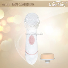 Electric skin cleansing brush face whitening facial kit
