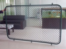 ISO-9001 Narui-250 chain link fence cost,bamboo fencing
