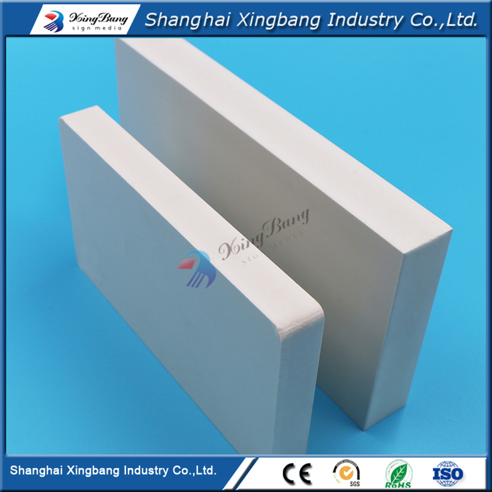 China professional 4*8 ft water proof,sound insulation expanded pvc foam sheet