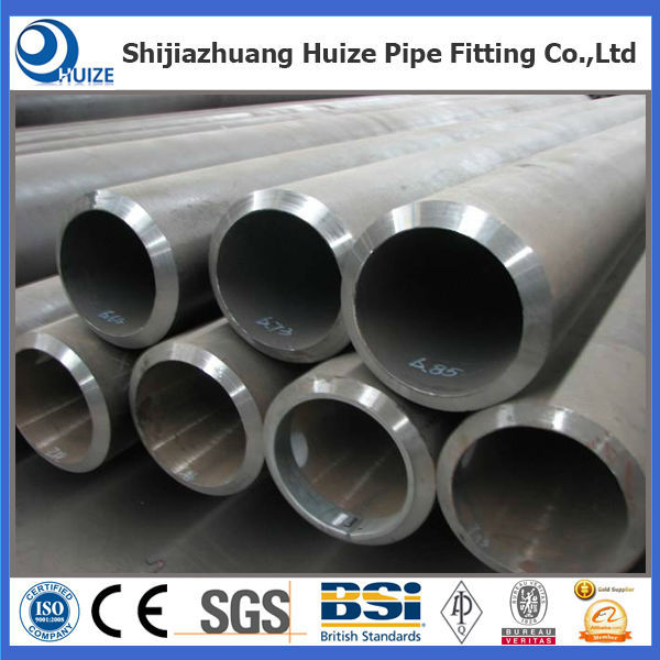 ASTM A335 / ASME SA335 p5 p9 p11 p22 seamless alloy steel pipe