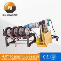 HJY160 Manual HDPE Welding Machine With Good Quality
