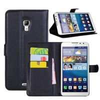 Luxury Ultra Thin Filp Leather Pouch Cover Case For Huawei Ascend Mate 2
