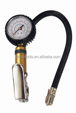 Chinese Direct From Factory Tire Inflator Gauge Tire Inflator Gun Air Line Inflator Gauge