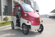 Dekong 2 seats electric airport semi-trailer towing electric vehicle