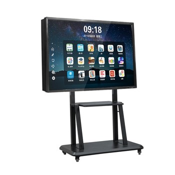 2019 Wholesale 65 inch Large Screen Touch PC TV all in one