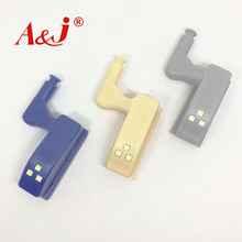 Good quality plastic kitchen cabinet hinge light