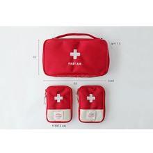 First-aid Drug Medicine Zippered Poly storage bag