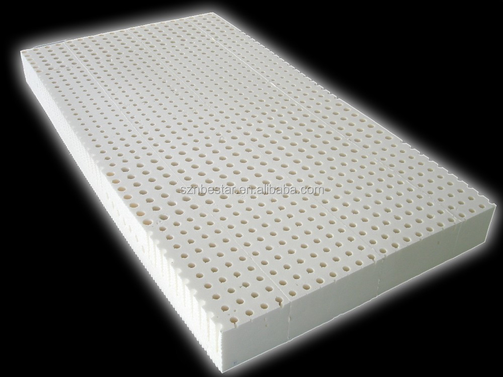 Durable high quality natural organic latex mattress