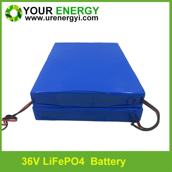 deep cycle lipo battery 36v 20ah with lower impendance
