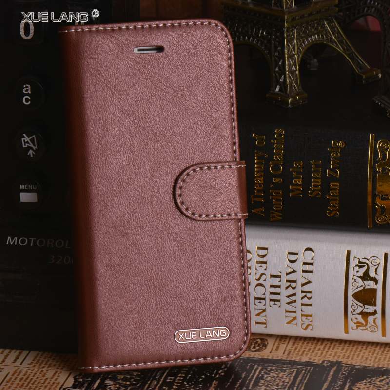 PU leather phone case for samsung galaxy s6 edge luxury wallet holster for galaxy s6 s7 s7 edge case