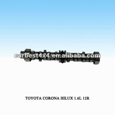AUTO ENGINE PARTS(CAMSHAFT) FOR TOYOTA CORONA/HILUX 1.6L 12R