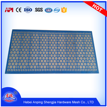 ISO9001 Anping Shengjia Composite Shale shaker screen