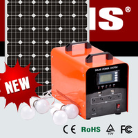 Solar Panel 75W/150W,solar contoller 12v/10a,Integrated small solar power system