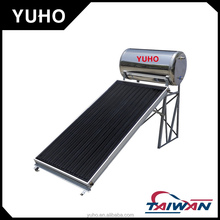 Thermosiphon flat plate solar collector / water heater
