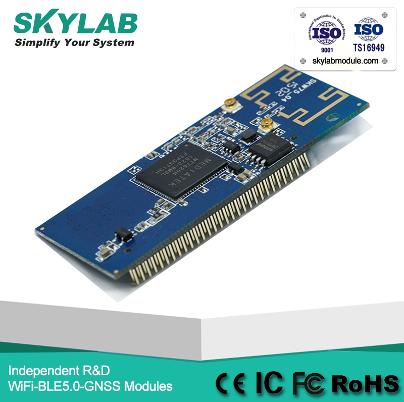 SKYLAB 802.11bgn access point router openwrt MT7620N wifi came module