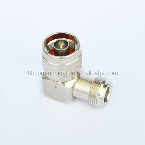competitive price Microstrip n male to female 90 degree cable wire connector