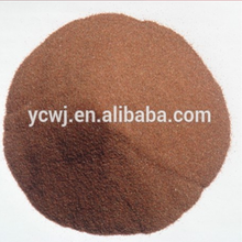 High quality free flow 80 mesh garnet sand for waterjet cutting machine