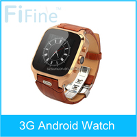 Fifine New Products 2015 Cheap W9 Smart Watch,W9 Smart Bluetooth Watch For Android Ios Phone