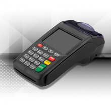 Retail Handheld POS Machine with Chip/MSR/Contactless Card Reader Writer and Software