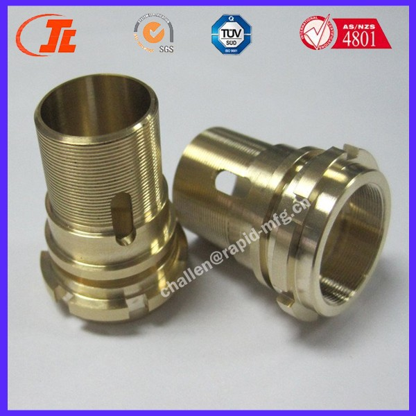 Brass Alloy/Aluminum Alloy/Steel Alloy cnc milling machine parts